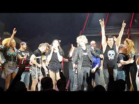 Bat Out of Hell The Musical Final Curtain Toronto Nov 3, 2018