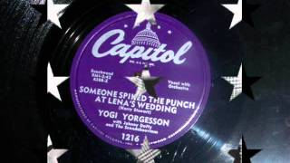 Yogi Yorgesson - Someone Spiked The Punch At Lena's Wedding