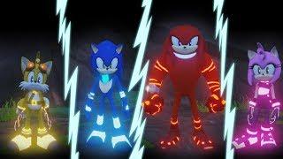Прохождение Sonic Boom: Rise of Lyric - ГРОБНИЦА ЛИРИКА (Соник Бум Восстание Лирика) #1