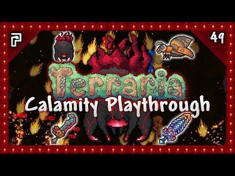 🌳 Eclipse INSANITY! SUPREME Calamitas Boss! | Terraria 1.3.5 Calamity Mod Let's Play [Episode 49]