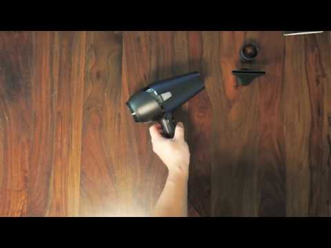 ghd Air Professional Performance Hair Dryer 4K HD Unboxing & Quick Test
