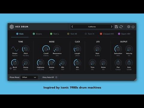 Hex Drum Overview