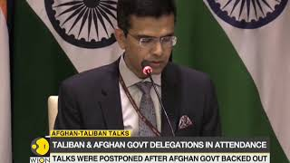 India participates in Afghan peace summit at 'non-official' level