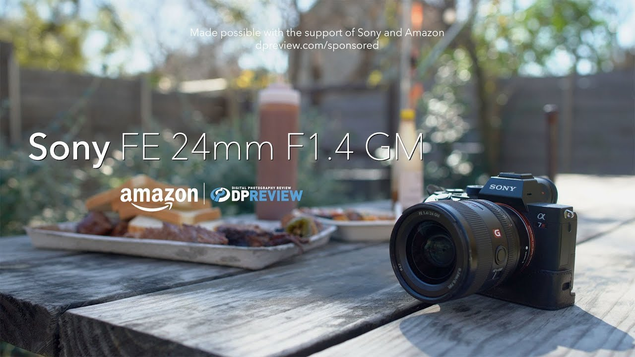 Sony FE 24mm F1 4 GM product overview