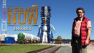 Rocket launch at Plesetsk Cosmodrome – In the Army Now Ep.6