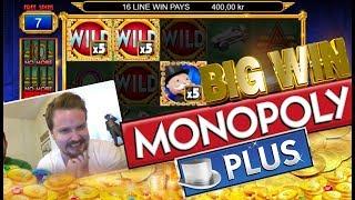 Big bonus win in Monopoly Big Event