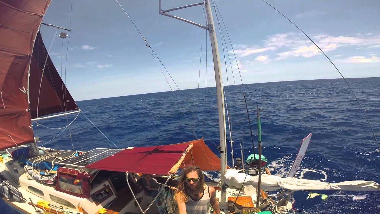 Sailing Vanuatu To Solomons 1