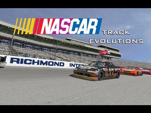 NR2003 - NASCAR Track Evolutions (Richmond)