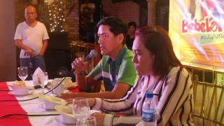 Aiai delas Alas & Vic Sotto My Bebe Love Blogcon 2