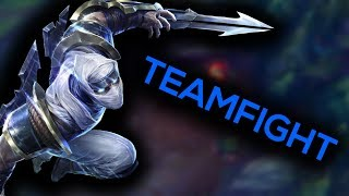 How to TEAMFIGHT with ZED? thumbnail