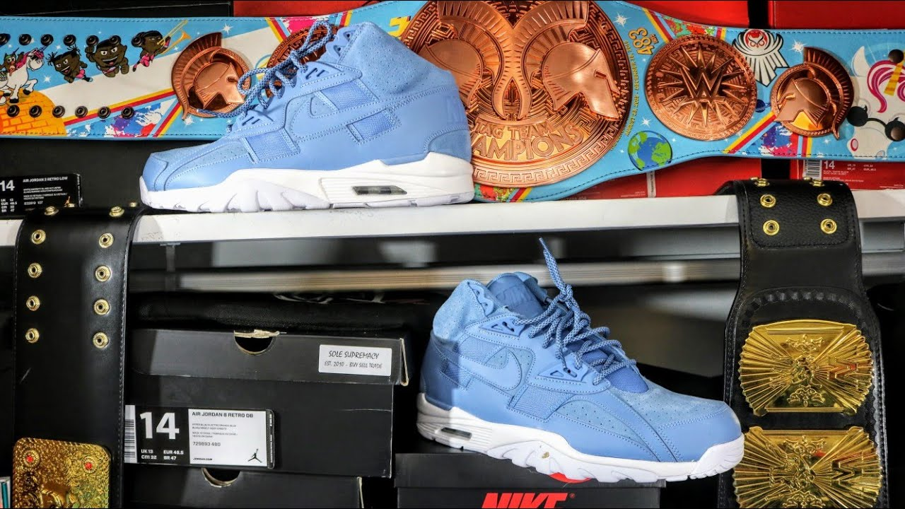 b5a73d33012 norway basketball shoes 7640f eb57b  switzerland nike air trainer sc high  review and on feet 32b87 2a04b