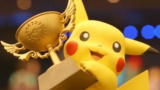 【公式】 ポケモンカードゲーム PV 戦いがはじまる篇