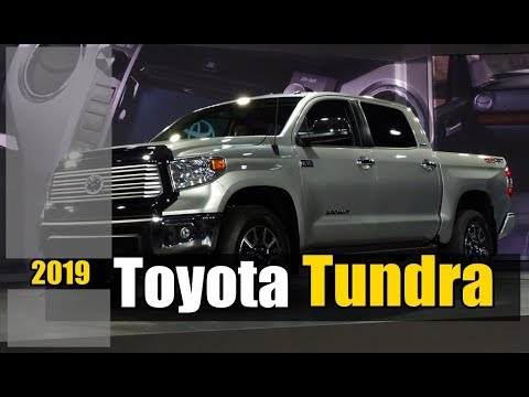 2019 Toyota Tundra Redesign Release And Price