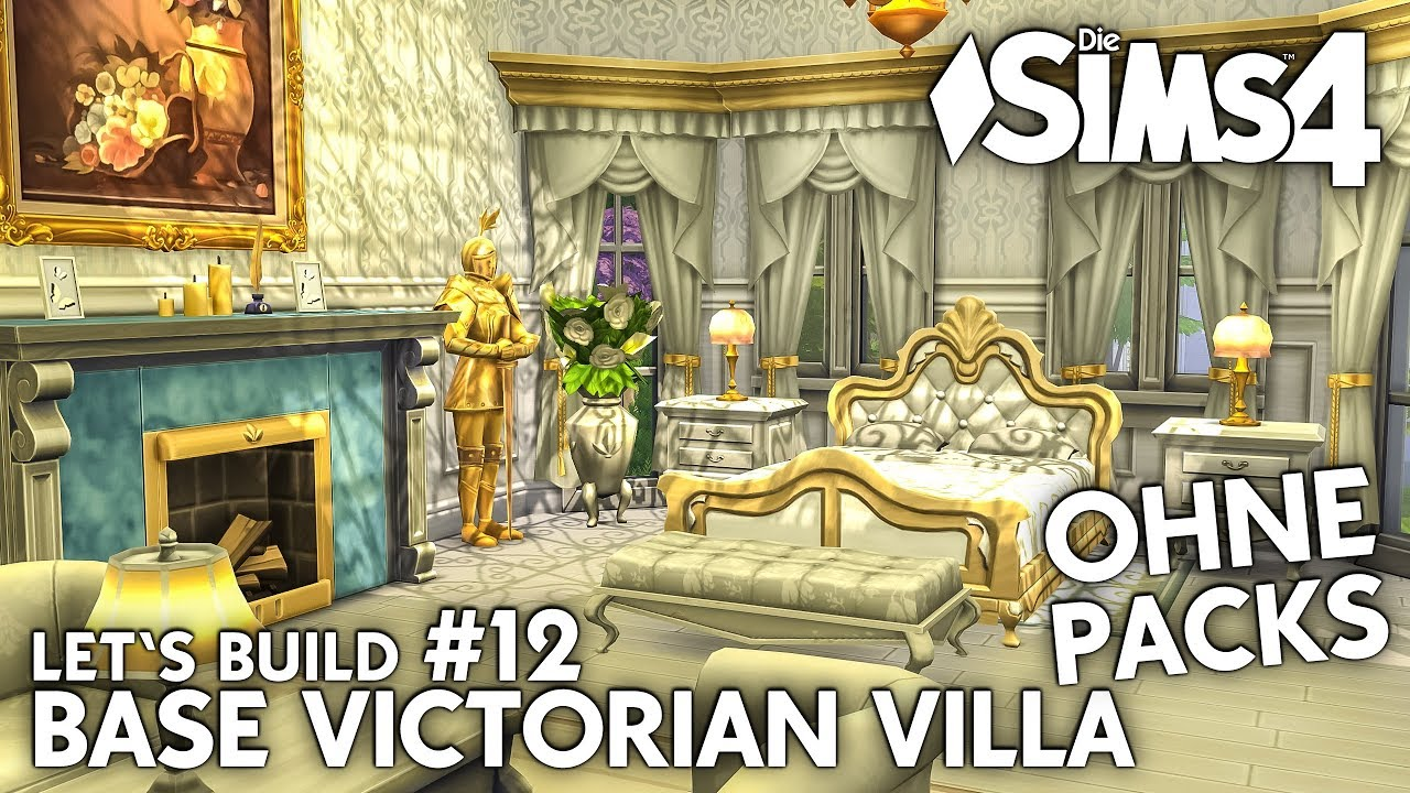 Luxus Schlafzimmer Ankleide Die Sims 4 Haus Bauen Ohne Packs