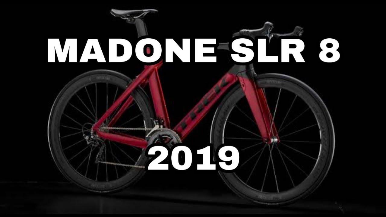 Trek Madone SLR 8 2019
