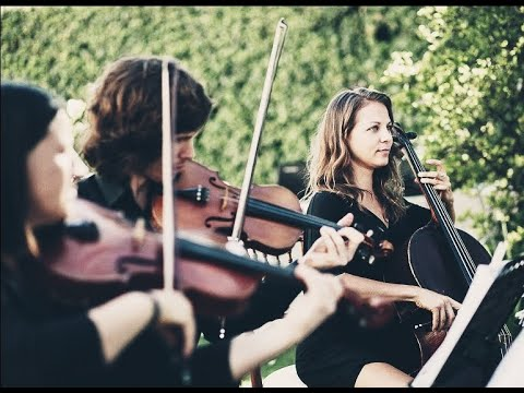 Cape Town Simply Strings Trio Medley - For Weddings And Other Functions