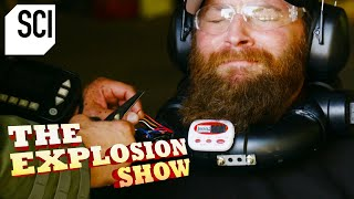 Defusing a Collar Bomb | The Explosion Show