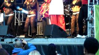 Dr. Sakis @ The hague african festival 2010 part 5