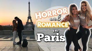 HORROR & Romance   Paris Vlog Ft Whitney Simmons, Miles Sullivan, & More!