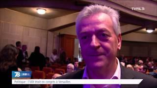 Politique : l'UDI était en congrès à Versailles