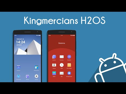 Kingmercians Hydrogen OS: il OnePlus 2 cambia volto!