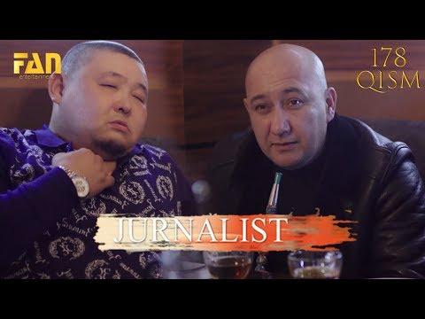 Журналист Сериали 178 - қисм L Jurnalist Seriali 178 - Qism