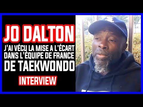 Youtube: JO DALTON -J'ai vécu la mise a l'écart dans l'équipe de France de Taekwondo