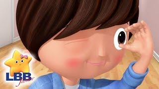 I Spy With My Little Eye | BRAND NEW | Little Baby Bum Junior | Kids Songs | LBB | Songs For Kids