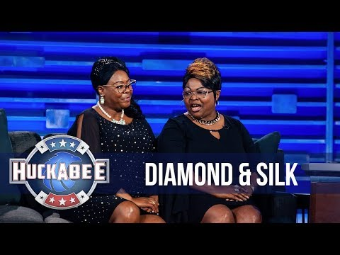 Diamond & Silk: We Love This COUNTRY and this PRESIDENT 🇺🇸 | Huckabee