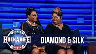 Diamond & Silk Have A FIRM Message for Facebook CEO Mark Zuckerberg | Huckabee