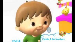 Video BabyTV Malaysia - Charlie & The Numbers Promo download MP3, 3GP, MP4, WEBM, AVI, FLV Juli 2018