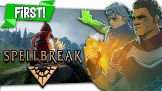 """🤯 Why I'm Too Excited For """"SPELLBREAK"""", Nuclear Mage New Battle Royale"""