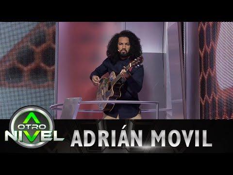 'Súbeme la radio' - Adrián Movil - Audiciones | A otro Nivel