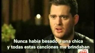 Entrevista de Juan Carlos Arciniegas con Michael Bublé para Escenario