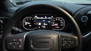 All New 2019 GMC Sierra Denali 1500 First Owner Tech Review *1350 mile update*
