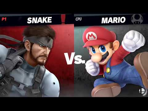 Super Smash Bros Ultimate How To Use Snakes Codec (Special Taunt) (Quick Tips)