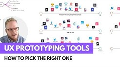 UX Prototyping Tools: How to Pick the Right One