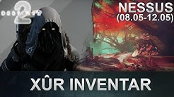 Destiny 2: Xur Standort & Inventar (08.05.2020) (Deutsch/German)