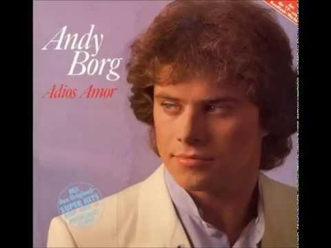 Die berühmten drei Worte   ANDY BORG