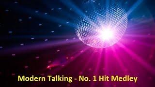 Modern Talking - No. 1 Hit Medley (Lyrics)