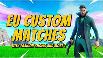 FORTNITE FASHION SHOW LIVE SKIN COMPETITION🔴CUSTOM MATCHMAKING🔴SOLO/DUO/SQUAD SCRIMS FORTNITE LIVE