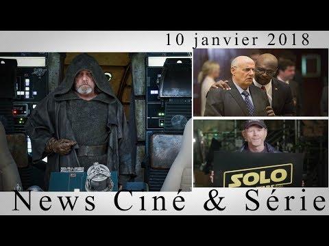 STAR WARS 8, HAN SOLO, GAME OF THRONES, BLADE RUNNER... L'actu ciné / séries TV de la semaine