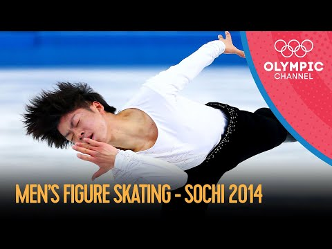 Full Men's Singles Short Program - Figure Skating | Sochi 2014 Replays