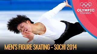 Full Men's Singles Short Program  Figure Skating | Sochi 2014 Replays
