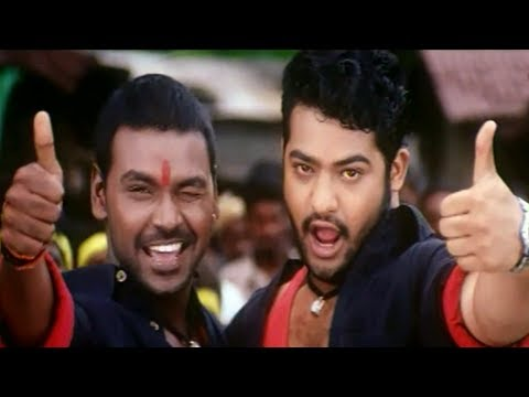 Andhrawala Movie Songs - Nairey Nairey - Jr.Ntr, Raghava Lawrence - HD
