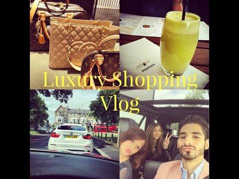 Luxury Shopping Vlog | Westfield London with Mum!