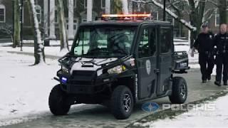 Urban Mobility with Polaris® Law Enforcement Equipment | Polaris Government & Defense