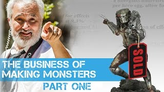 The Business of Making Monsters - Part 1 - PREVIEW