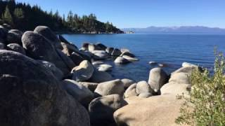 Beautiful Lakes of the Sierras and the Cascade Range
