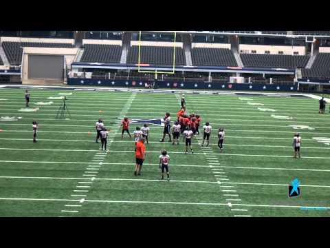 RYCA Jackets Battle X 2013 at Cowboys Stadium